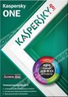 Kaspersky ONE (1 год, 3 ПК) [BOX]