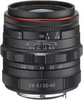 Объектив SMC Pentax HD DA 20-40 mm F/2.8-4 ED Limited DC WR черный