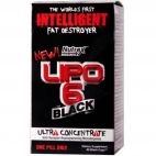 Nutrex Lipo-6 Black Ultra Concentrate 60 капсул Nutrex