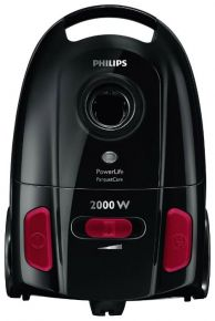 Пылесос Philips FC8454 PowerLife Black