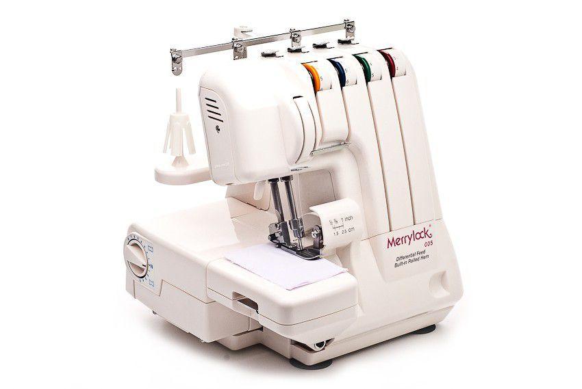 Недорогие оверлоки для домашнего шитья