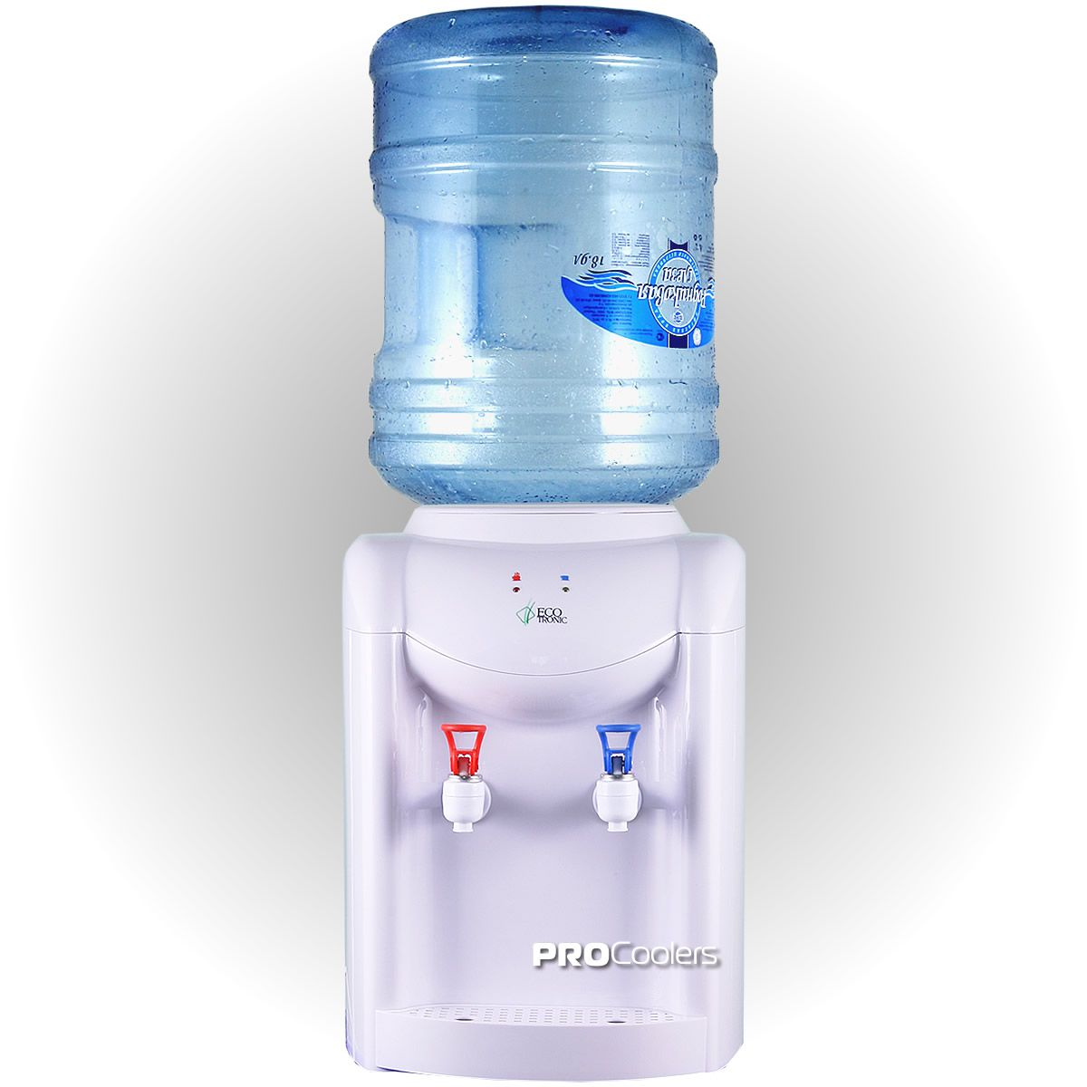 Как почистить бутыль 19 литров в домашних условиях
