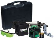 Нивелир ADA Instruments Cube 360 Home Green Ultimate Edition (А00470)