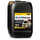 Масло моторное Mobil Delvac XHP Extra 10W-40 (20л) (MB228.5, Sc LDF2, Vo VDS 2/3 , MAN3277) 10W40