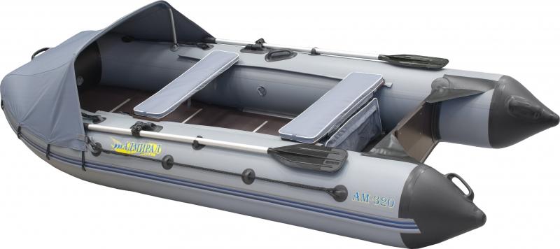 лодка надувная пвх адмирал 320 classic lux