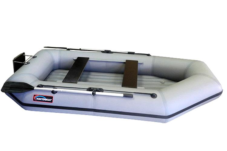 Надувная лодка Хантер 280 ЛТН. Фото обзор модели.