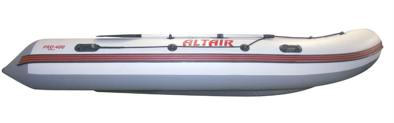 лодка альтаир 360 про видео