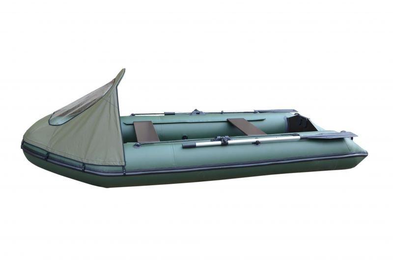 тент на лодку flinc 320