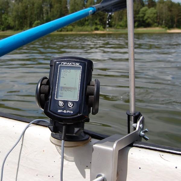 эхолоты для рыбалки с лодки купить практику