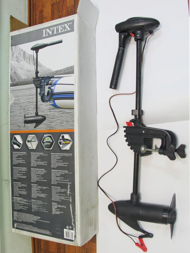 лодочный электромотор джет форс