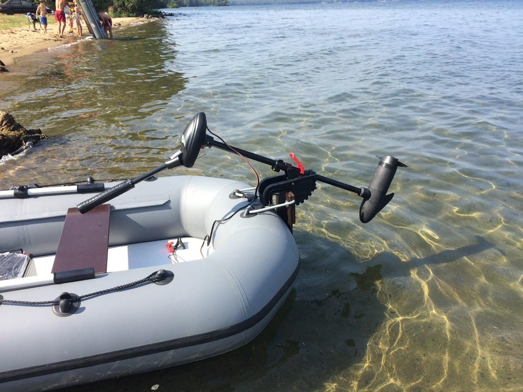 Продам мотор для лодки челябинск