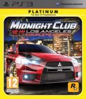 Midnight Club Los Angeles Complete Edition (PS3)